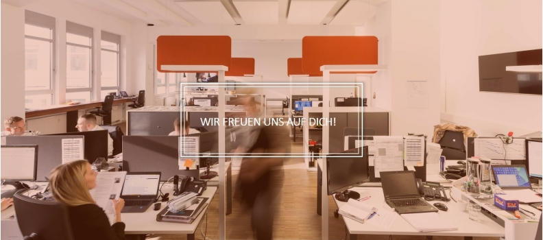 Bewirb dich jetzt als UX- und Webdesigner (m/w)