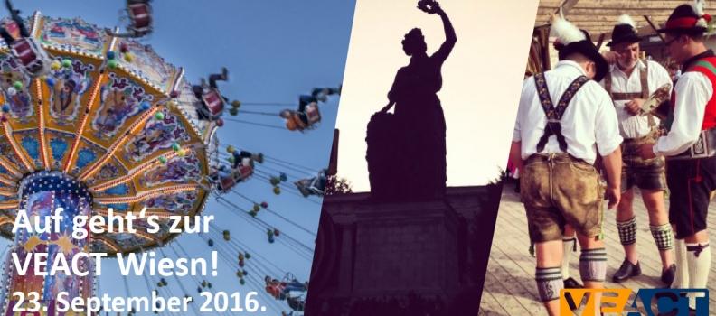 VEACT feiert das Oktoberfest 2016